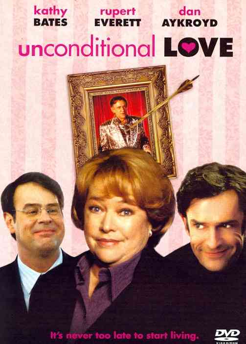 UNCONDITIONAL LOVE BY BATES,KATHY (DVD)
