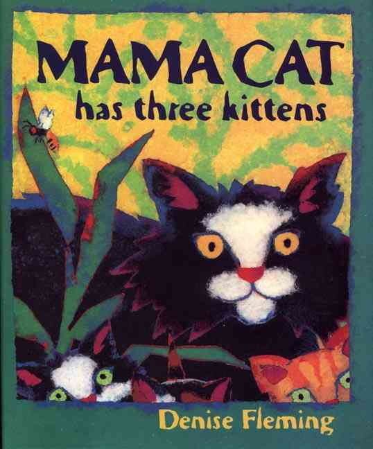 Mama Cat Has Three Kittens By Fleming, Denise